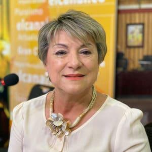 Berenice García Duque.