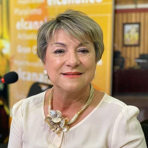 Foto de Berenice García