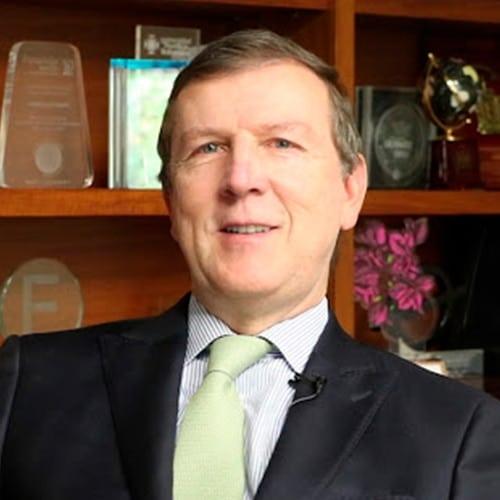 Juan Luis Mejía Arango.
