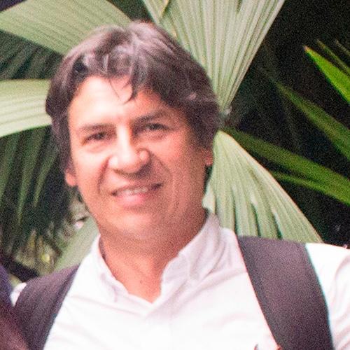 Foto de Oscar Mejía