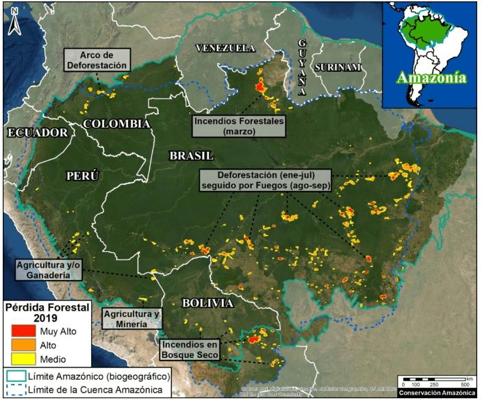 HotspotsDeforestacion