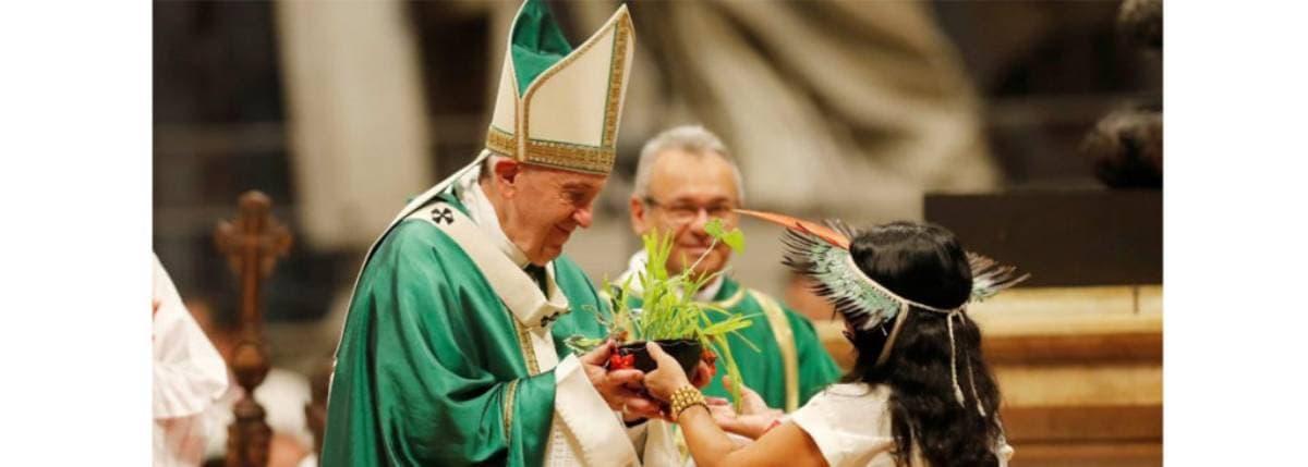 Mensaje del papa Francisco sobre el cuidado del planeta