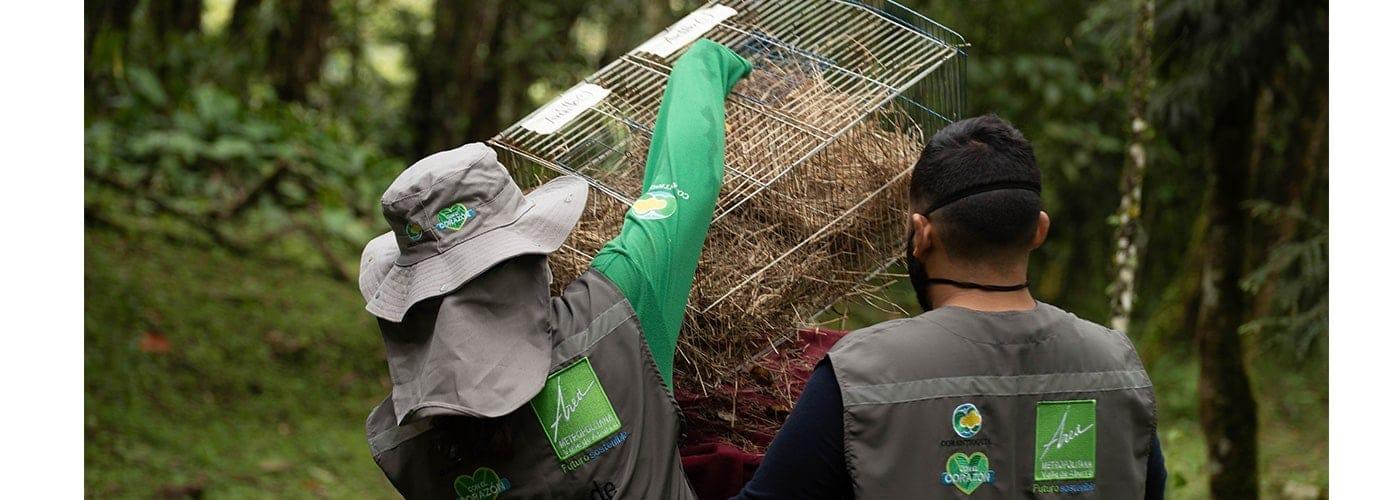 Defensores de la fauna de Antioquia