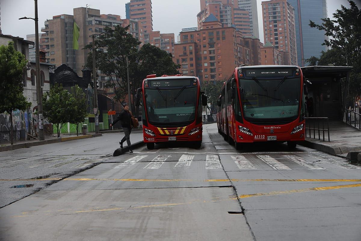 Bogotá -Transmilenio