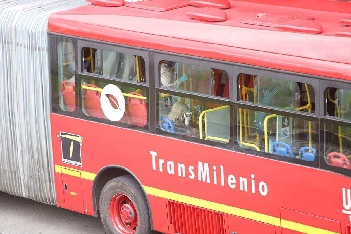 Transmilenio -Bogotá