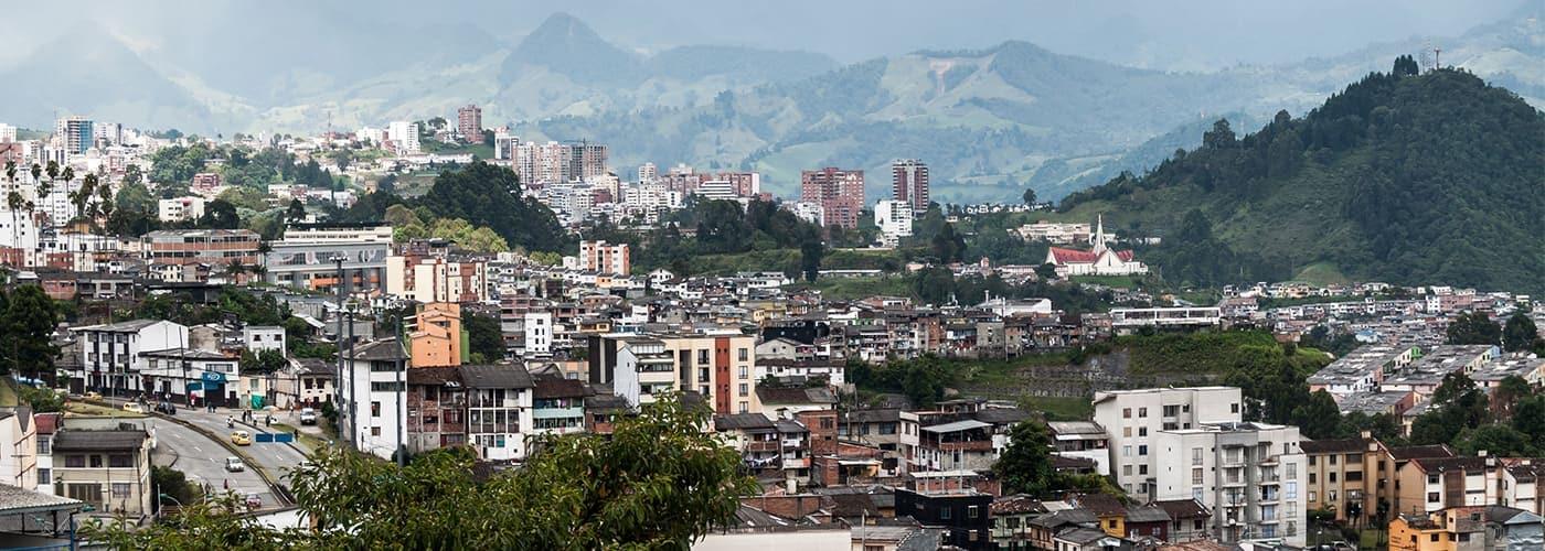Colombia-manizales
