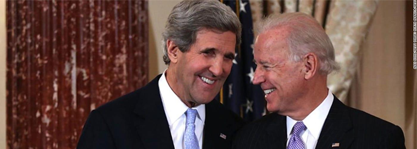Biden-Kerry-Cambioclimatico
