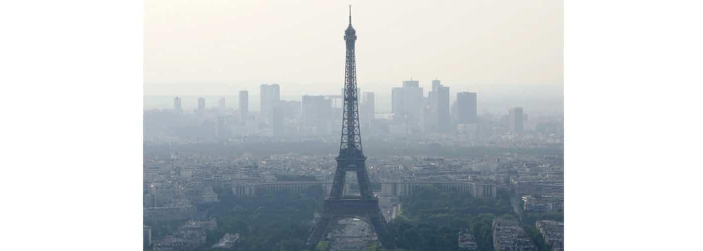 contaminación-aire-parís-UE.