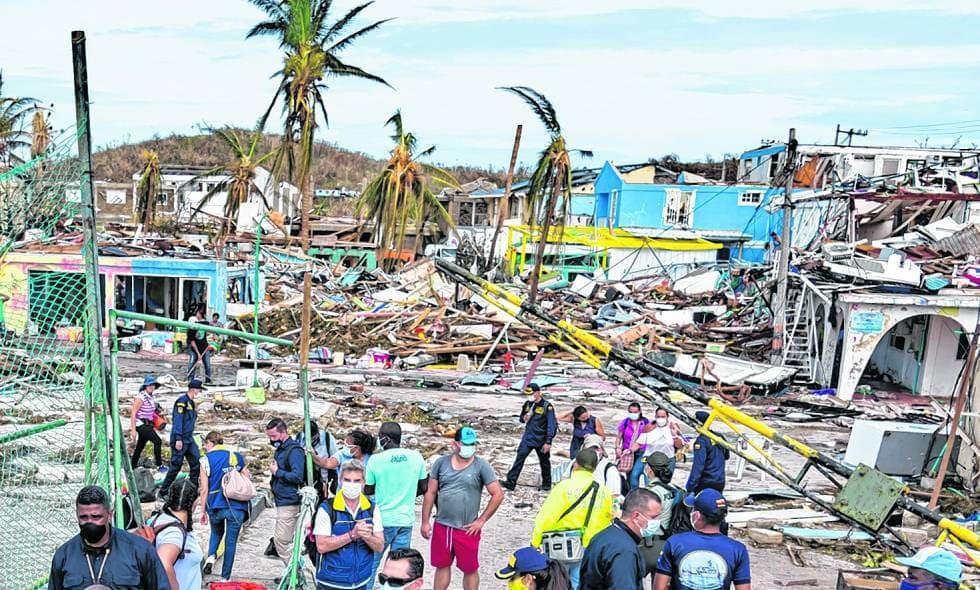 providencia-huracanIota-cambioclimatico