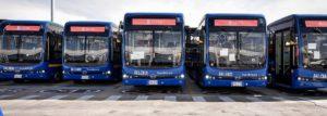 buses-Bogotá