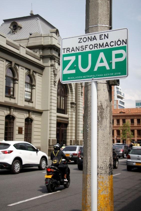 ZUAP-