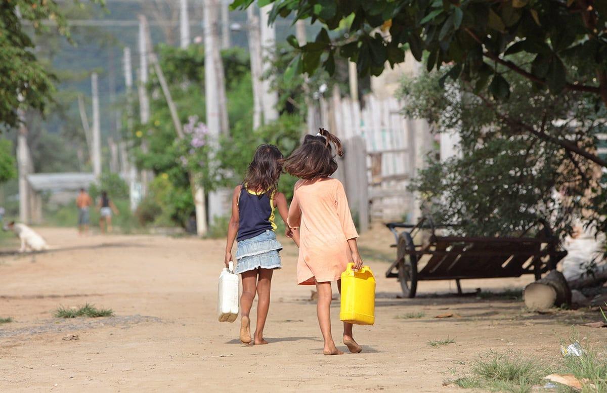 Cambio climático, alimentos y afectación en los niños