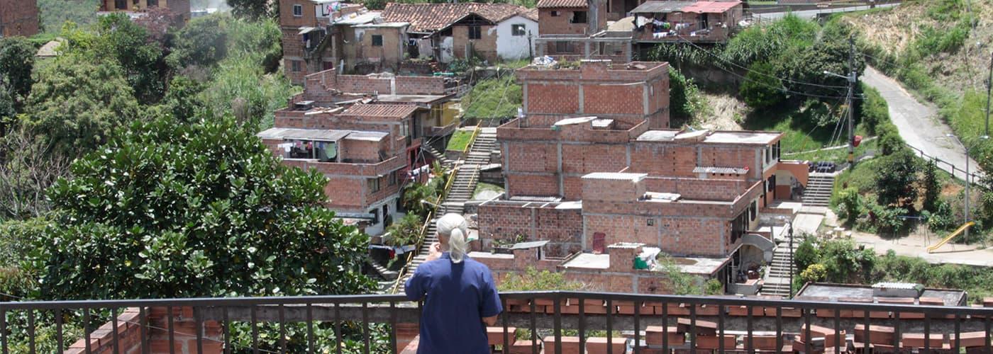 desigualdad en las ciudades, comuna 13 Medellín