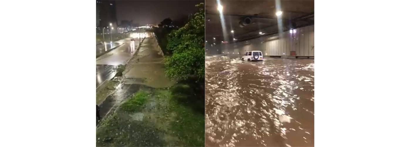 Inundaciones Medellín, Colombia