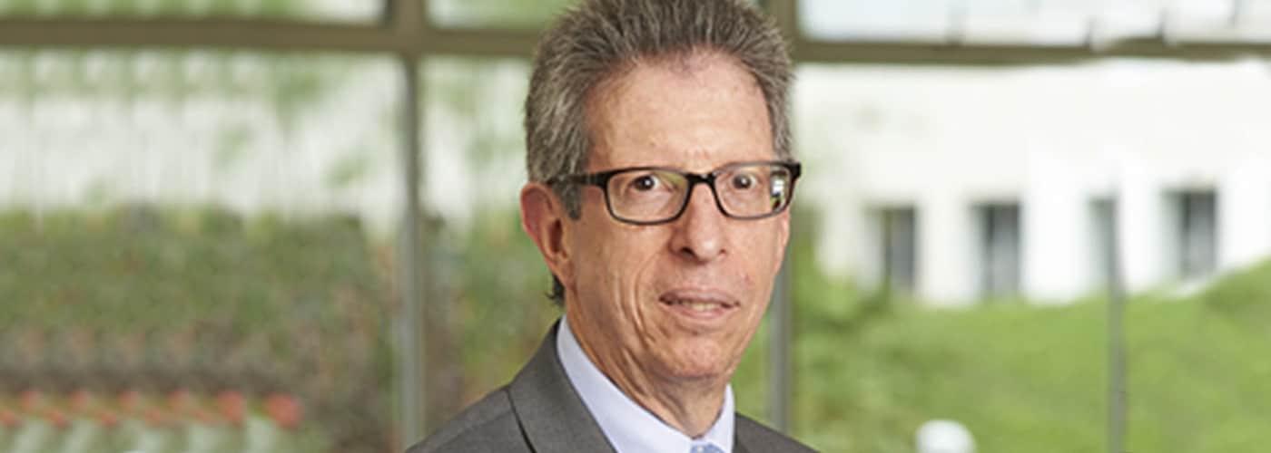 Andrés Aguirre, director general del Hospital Pablo Tobón Uribe