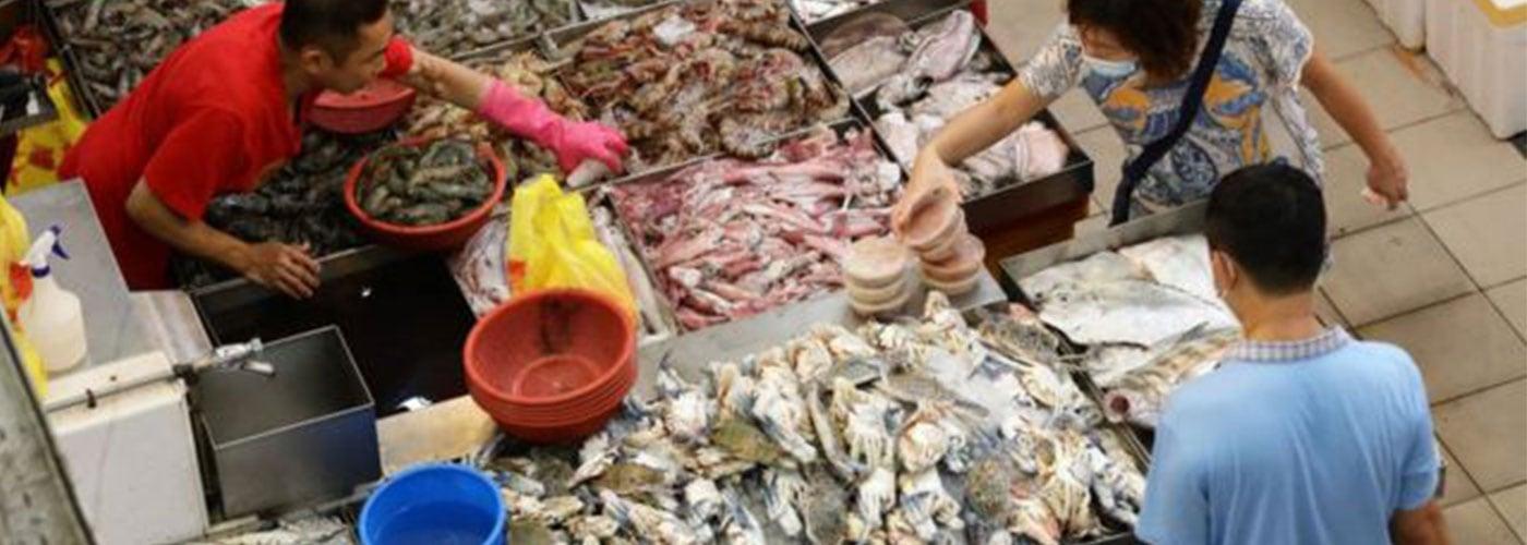 Mercado de Wuhan, inicio coronavirus