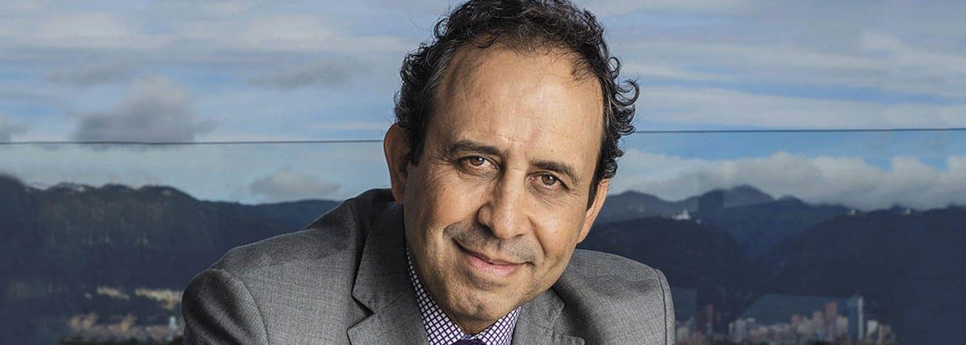 Fabio Aristizábal, superintendente de Salud de Colombia