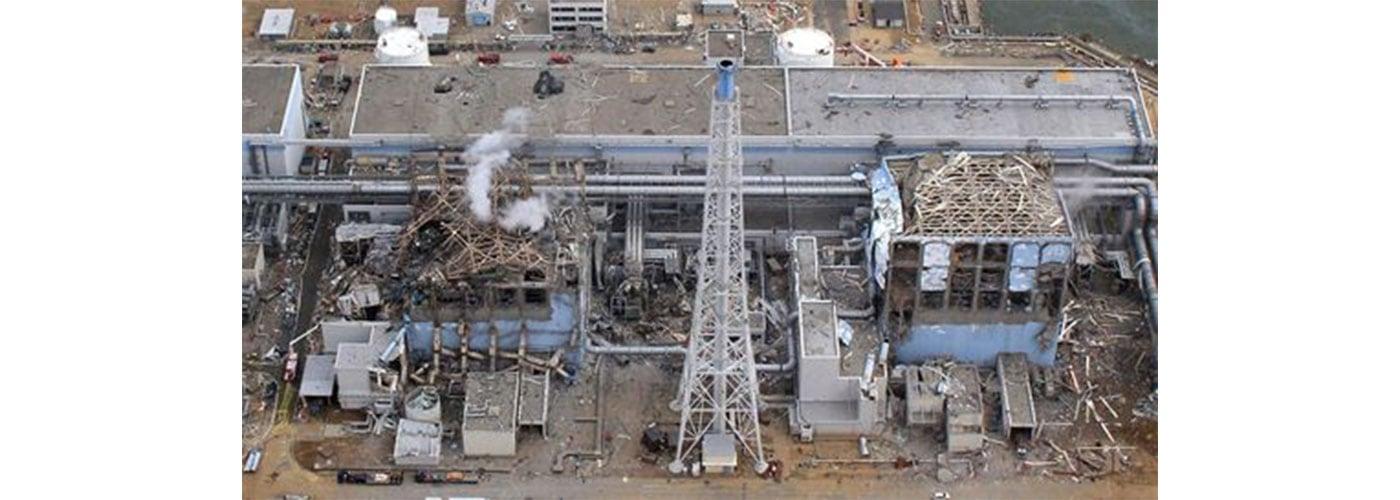 central nuclear de Fukushima, en Japón
