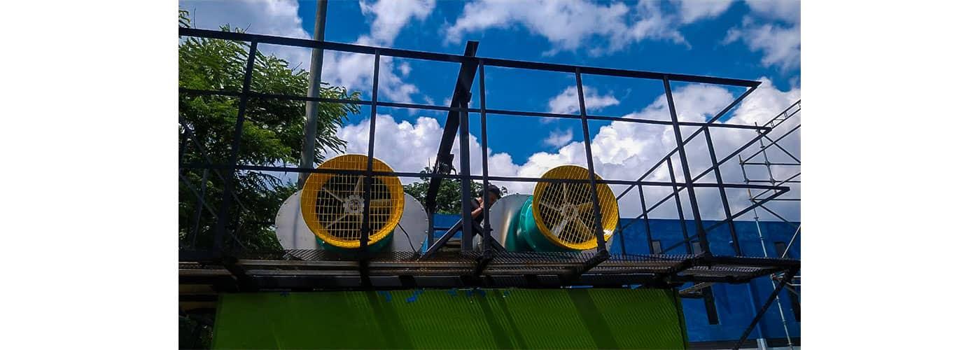 Planta Girardota para aportar a la calidad del aire