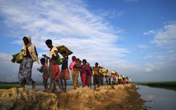 abandonar sus tierras para convertirse en los nuevos desplazados