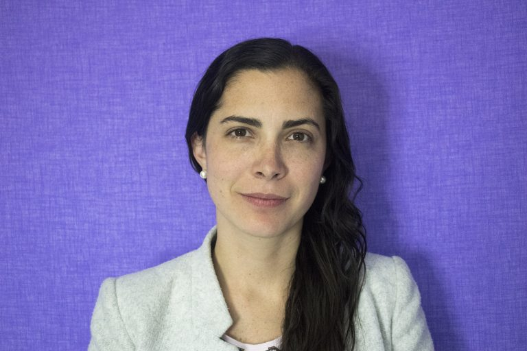 Isabela Ponce es la editora del portal GK