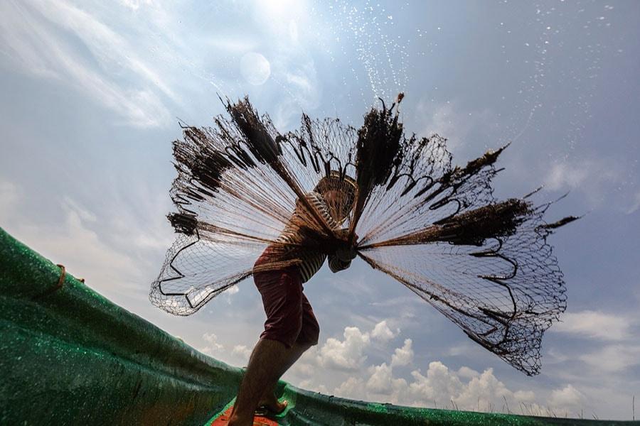 pesca de subsistencia
