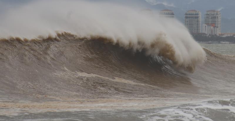 """tormenta tropical """"Andrés"""""""