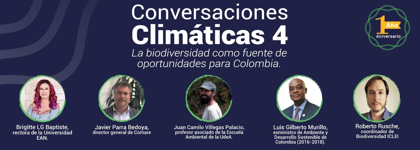 Conversaciones climáticas 4, Territoriossostenibles.com