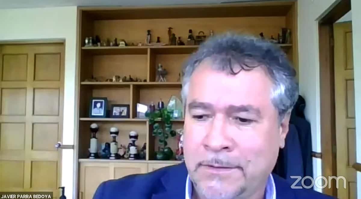 Javier Parra Bedoya, director general de Cornare