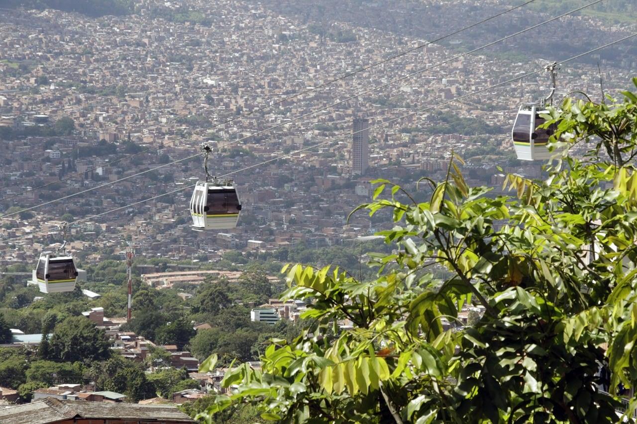 Medellín, Metrocable Picacho