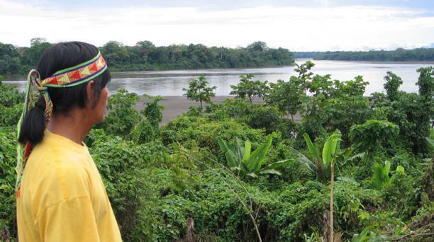 comunidades indígenas, Colombia