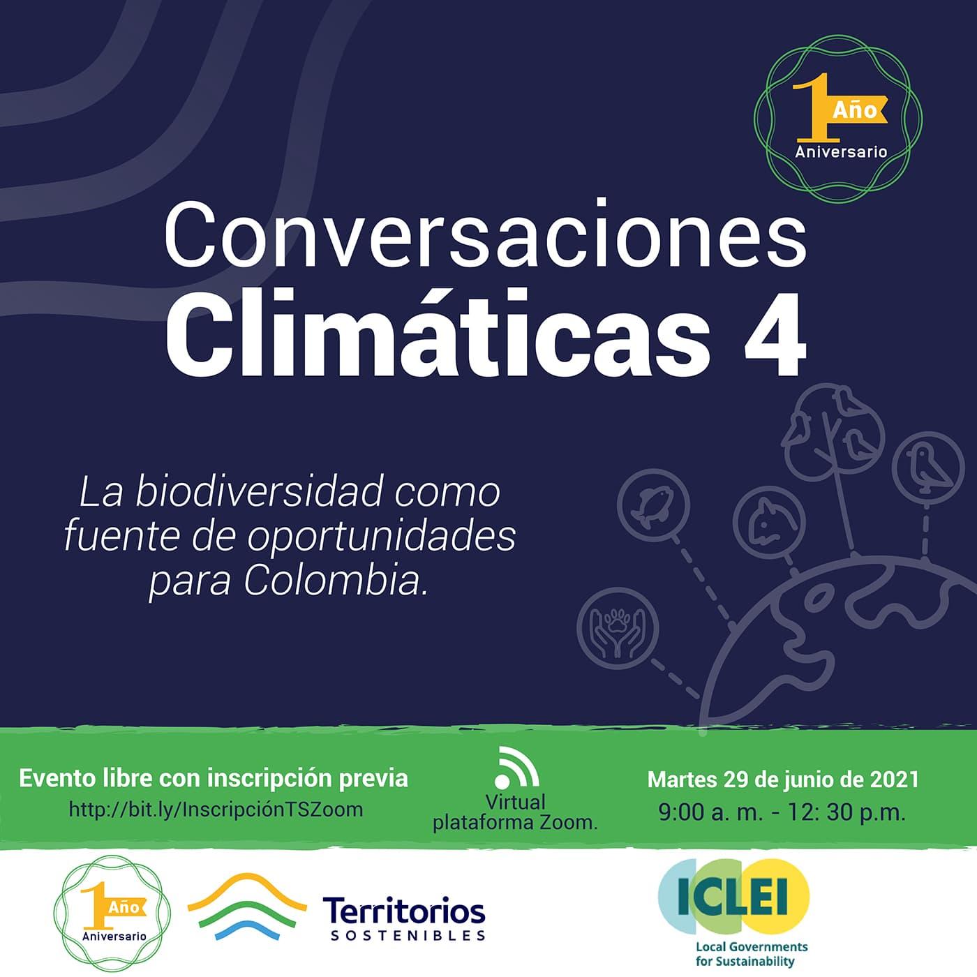Conversaciones climáticas 4