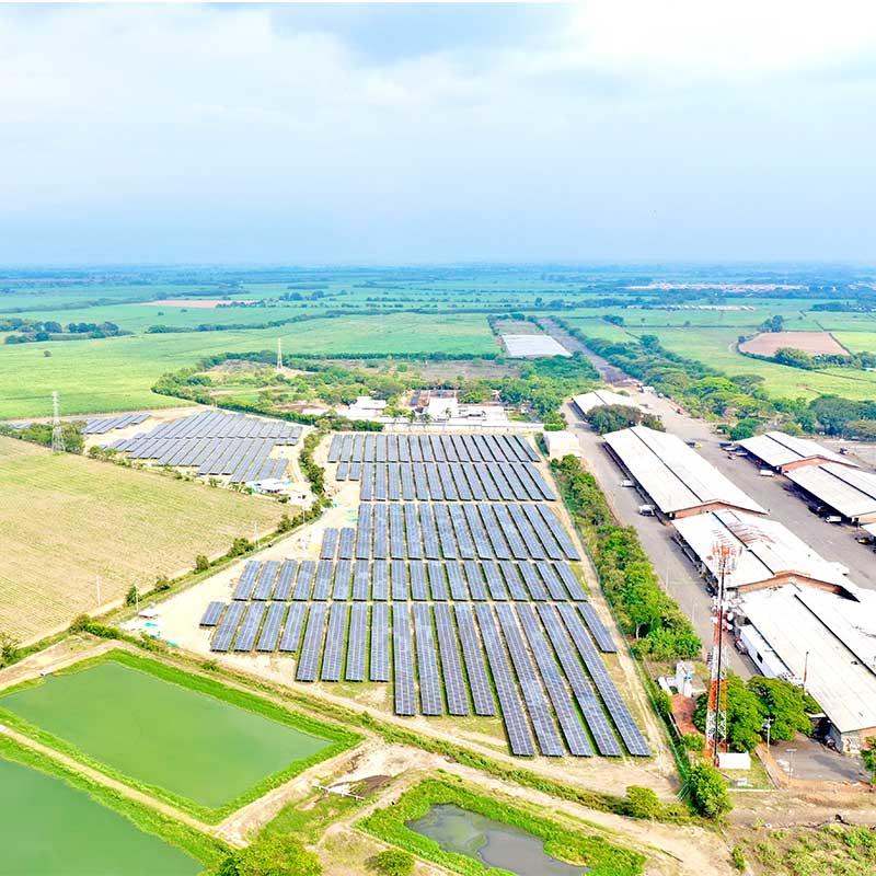 Transición Energética, Colombia