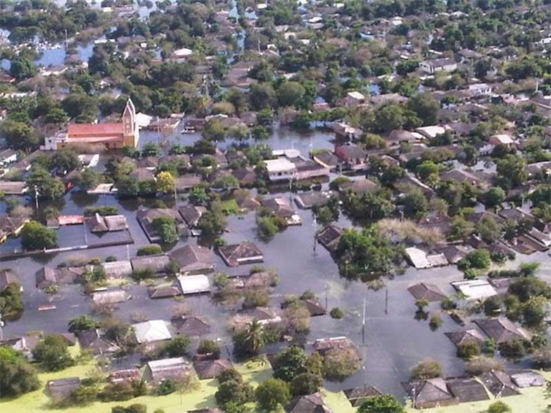 desastres naturales en Colombia