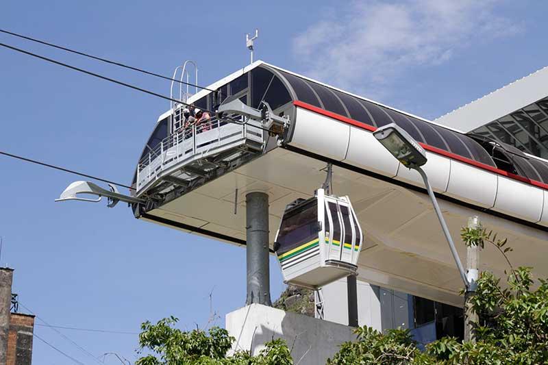 Transporte en Medellín, metrocable