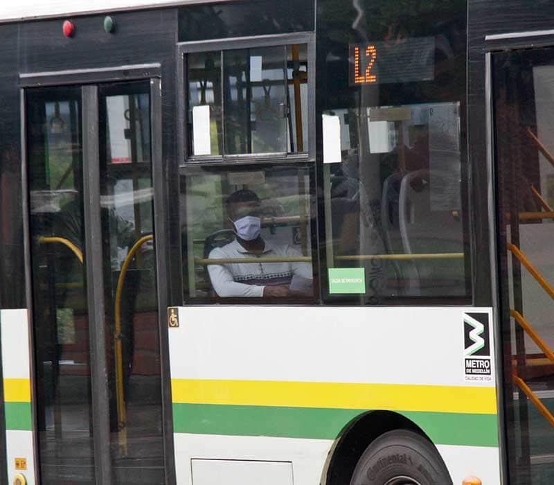 Transporte, movilidad eléctrica metro Medellín