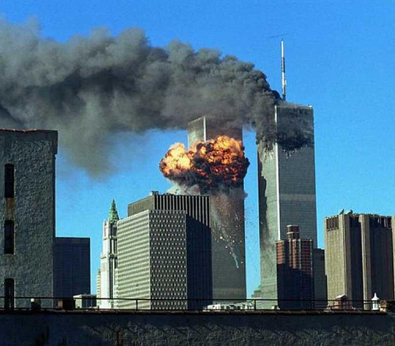 Nueva York, el 11 de septiembre de 2001