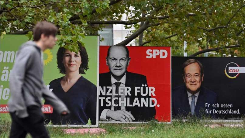 Las elecciones en Alemania