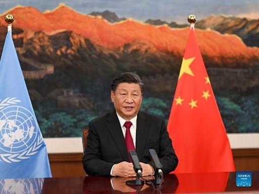 primer ministro chino, Xi Jinping