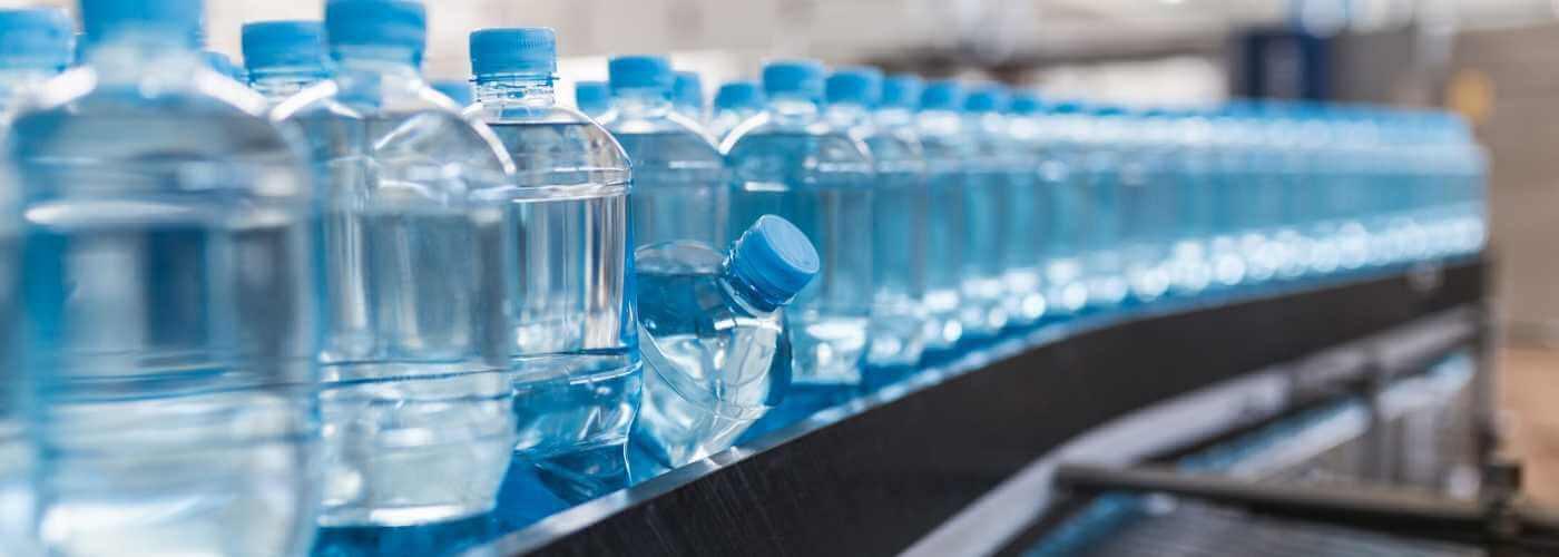 El negocio del agua embotellada