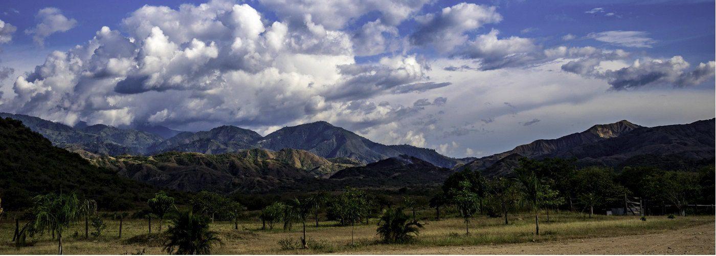 Cordillera Central en los estudios Gustavo Wilches Chaux