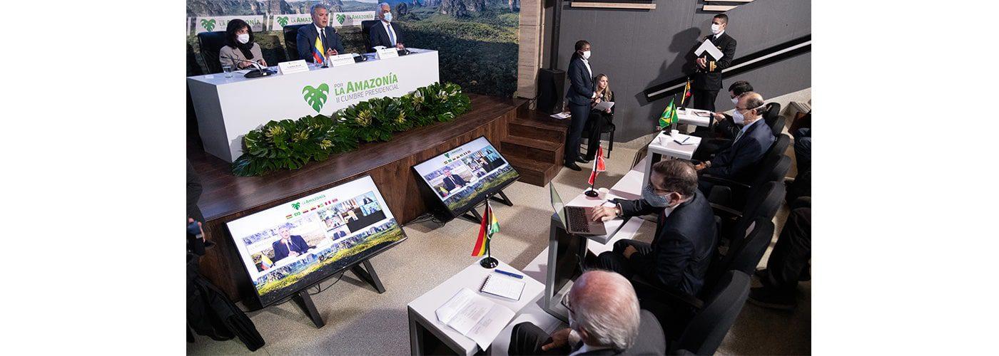 Pacto de Leticia por la Amazonía